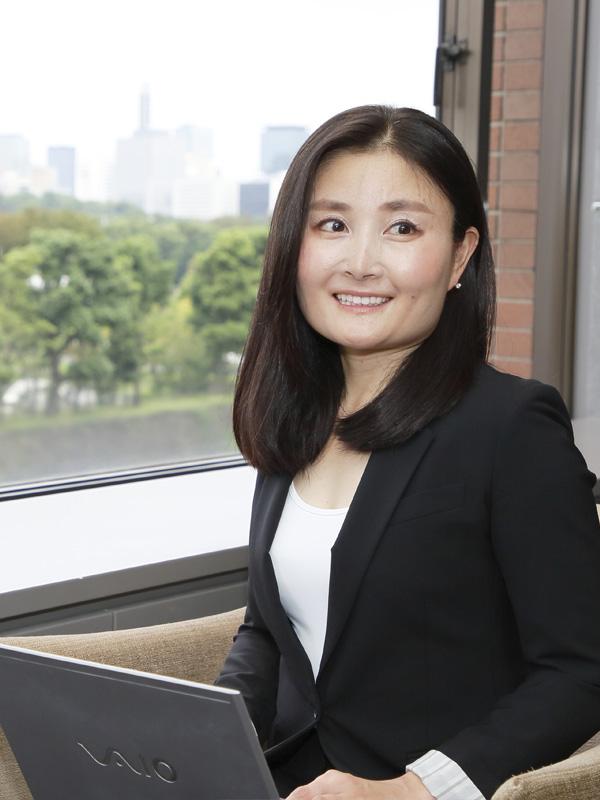 大浦早紀子 (株)フローマーケティング 代表取締役 ・コンサルタント